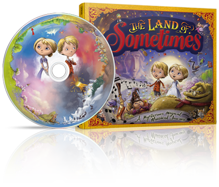 The Land of Sometimes CD